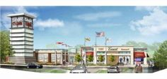 Tanger Outlet Center breaks ground at National Harbor - Washington Business Journal Retail News, Real Estate News, Commercial Real Estate, Outlets, Washington Dc, Maryland, Vacation, City, Places