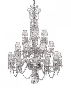 Chandeliers traditional glamour chandeliers mirrors pinterest chandeliers traditional glamour mozeypictures Images