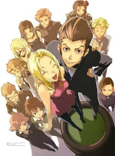 Baccano on Pinterest | 22 Pins