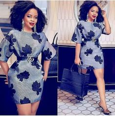 Most stylish collection of ankara short gown styles of 2019 trending today, try these short ankara gown styles Short African Dresses, Ankara Short Gown Styles, Short Gowns, African Print Dresses, African Fashion Ankara, Latest African Fashion Dresses, African Print Fashion, Ankara Stil, African Traditional Dresses