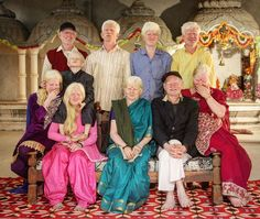 Photo by Stephanie Sinclair @stephsinclairpix // At a Hindu temple near their home in Delhi, India, three generations of a family with albinism pose for a rare family portrait. The condition is caused by a recessive genetic trait which leads to little or no melanin, or pigment, in the skin, hair, and eyes of people with albinism. Here, Rose Turai Pullan (front row) and his wife, Mani (center), are joined by their six children, son-in-law (back row, second from left), and sole grandchild…