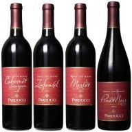 Parducci Mendocino Holiday Collection Mixed Pack, 4 x 750 mL