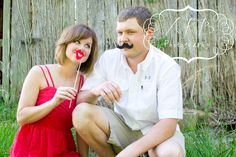 engagement. This will happen but we both will have the mustaches