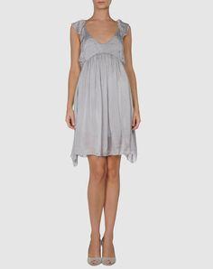 Manila grace Women - Dresses - Short dress Manila grace on YOOX