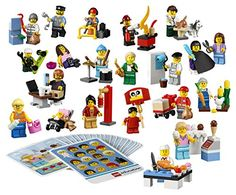 Community Minifigure Set for Role Play by LEGO Education ...