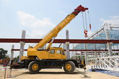 Choose a Small Mobile Crane Hire Service #SmallMobileCraneHire #MobileCraneHire