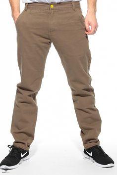 Spodnie Backyard Cartel Chinos Back