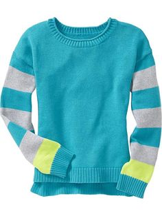 Old Navy | Girls Graphic Sweaters