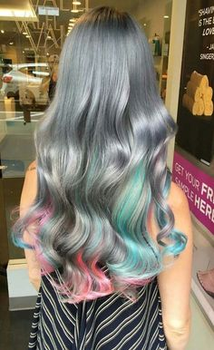 82 Unique Hair Color Ideas For Winter and Spring 2018