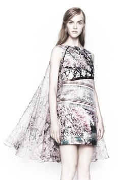 Pagan Poetry  Only bad soldiers don't vant to be general  129510  1 nymph         I II III IV     Hedvig Palm for Mary Katrantzou | Resort 2014   Hedvig Palm for Mary Katrantzou | Resort 2014