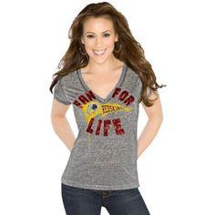 Touch by Alyssa Milano Washington Redskins Ladies Gridiron Tri ...