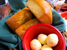 Corn Bread at Big Thunder Ranch Barbecue by 2 Miss Mouses