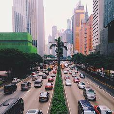 Wan Chai, Hong Kong / photo by Alex Maeland