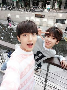 Sunyoul and Xiao