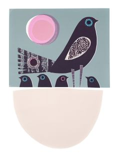 Home sweet home,limited edition screenprint by Jane Ormes.