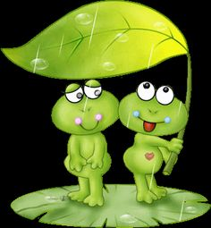 cabschau - Page 4 Funny Frogs, Cute Frogs, Gif Pictures, Cute Pictures, Bisous Gif, Frog Art, Frog And Toad, Love Images, Cute Love