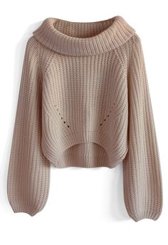Whimming Turtleneck Sweater in Pink - Retro, Indie and Unique Fashion