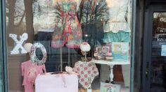 Randoons Valentines window 2014