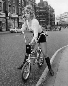 Hot Pants 1970 • Hotpants girls years 70's shorts ragazze anni 70