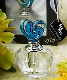 Murano Glass Collection Perfume Bottles| Wedding Favors