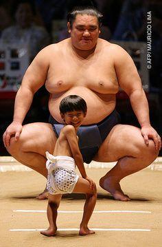 baby sumo!