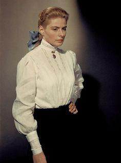 "Ingrid Bergman publicity still for ""Anastasia"""