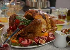 Bethenny to the Rescue: Survive Making a Roast Turkey