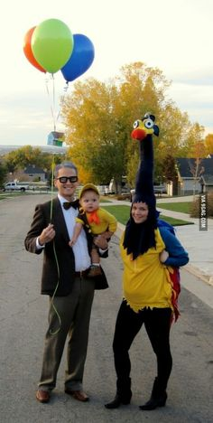Best Family Costume EVER.