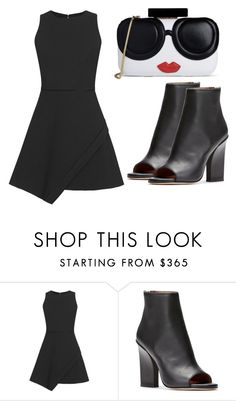 """""""Untitled #3120"""" by evalentina92 ❤ liked on Polyvore featuring Elizabeth and James and Alice + Olivia"""