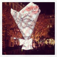 La fete des lumières #fete #fetedeslumieres #lyon #igerslyon #onlylyon #lumiere #light #lightfest #8decembre #2013 #rhone #rhonealpes #fest