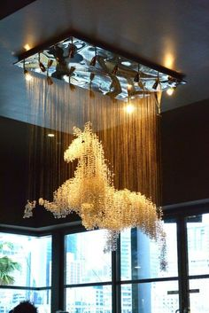 Gonna Swing From The Chandelier* | Decoridea