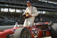1970 Donnie Allison at the Indy 500 Coyote Chassis Ford Engine