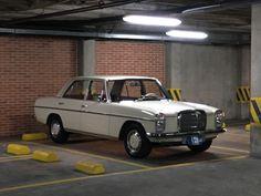 Mercedes W114, Mercedes Benz Coupe, Mercedes 280, Mercedes E Class, Classic Mercedes, M Benz, Concept Cars, Peugeot, Vintage Cars