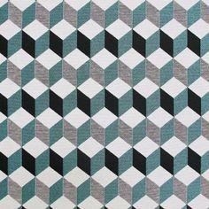 Tissu jacquard Gustave 11.90€/m  250g/m2  Très tendance, ce jacquard est destiné aux confections d'ameublement : double-rideaux, coussins, etc. Très résistant, il peut également être utilisé pour la restauration de siège.
