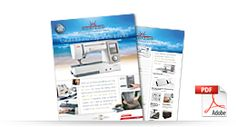 Horizon Memory Craft 8900 QCP / 8200 QC by Janome: Come Away With Me!