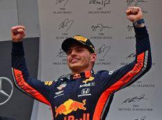 Max Verstappen vence caótico GP da Alemanha de F1 Alfa Romeo, Red Bull, Formula 1, Honda 2000, Sport F1, Alain Prost, Valtteri Bottas, Becoming A Father, Sports Wall
