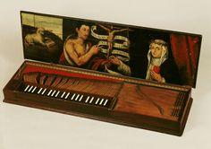 Clavichord [ca. 1650]