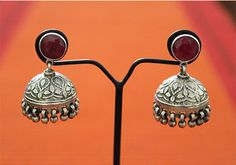 925 Silver Earrings – Desically Ethnic