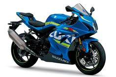 Finally Suzukis new GSXR1000