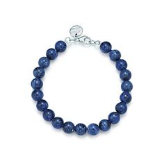 Paloma Picasso® bead bracelet in sodalite with sterling silver clasp.