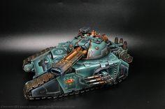 Warhammer 30k Horus Heresy | Sons of Horus | Glaive Super-Heavy Tank #warhammer #30k #30000 #wh30k #horus #heresy #preheresy #space #marines #gw #gamesworkshop #forgeworld #wellofeternity #miniatures #wargaming #hobby