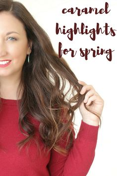 How To: Spring Hair Color And Quick Curls