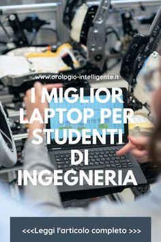 #studenti #studentidiingegneria Laptop, Blog, Blogging, Laptops
