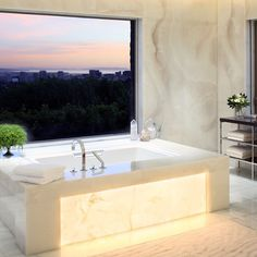 backlit onyx bathroom washroom backlit onyx sinks backlit onyx stone backlit onyx wall detail Backlit Onyx Countertops Home Design Photos Home, Dream Bathrooms, House Design, Serene Bathroom, Amazing Bathrooms, Luxury Living, Luxury House Designs, Bathroom Design, Contemporary Bathroom
