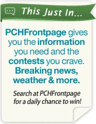 19 Best PCH FRONT PAGE images in 2019 | Publisher clearing house