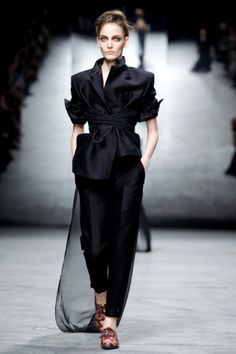 Haider Ackermann @ Paris Womenswear S/S 2012 - SHOWstudio - The Home of Fashion Film