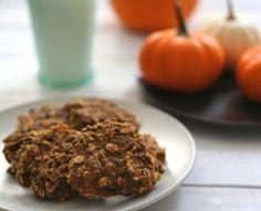 Pumpkin Breakfast Cookies 5 @dreamaboutfood