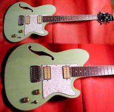 Guitar Blog: Ibanez Artcore Talman FTM60