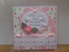 Birthday Card for Mam