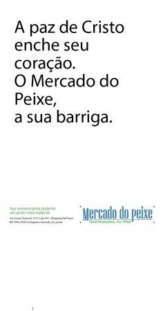 Anúncio Mercado do Peixe 1.